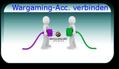 Wargaming-Acc. verbinden