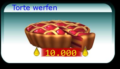 Torte werfen