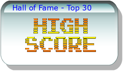 Hall of Fame - Top 30