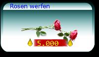 Rosen werfen