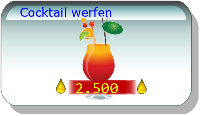 Cocktail werfen